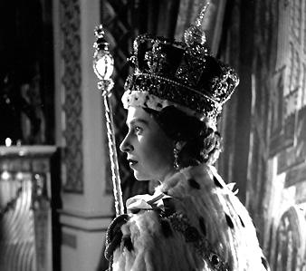 Настоящая королева