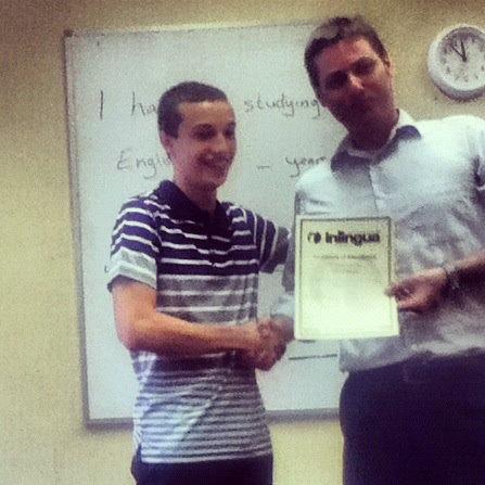 Выдача сертификата
