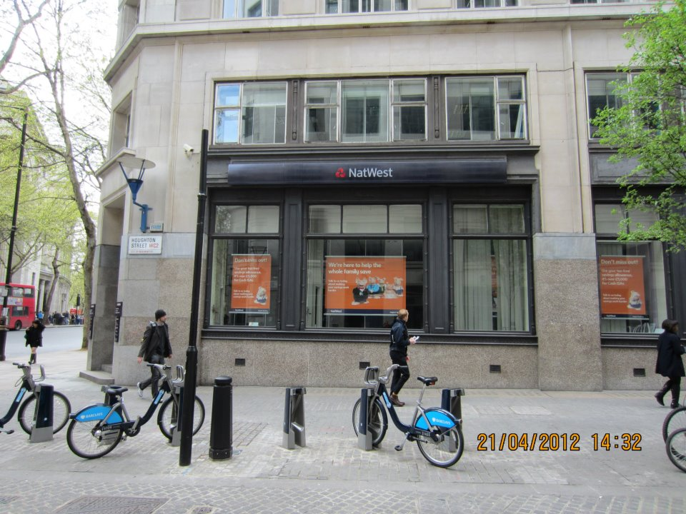 Філія National Westminster Bank в LSE