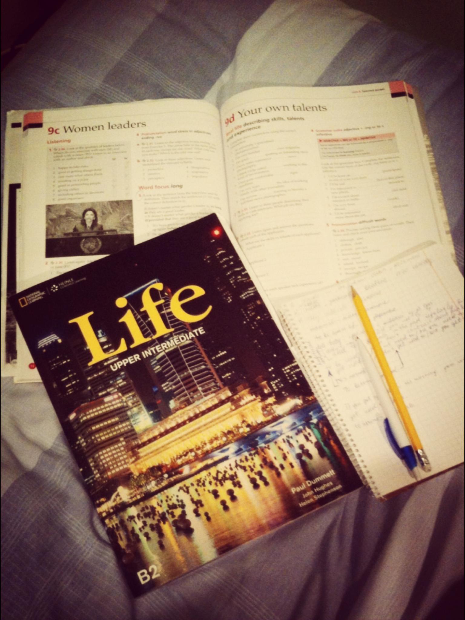 Мои учебники в CELC