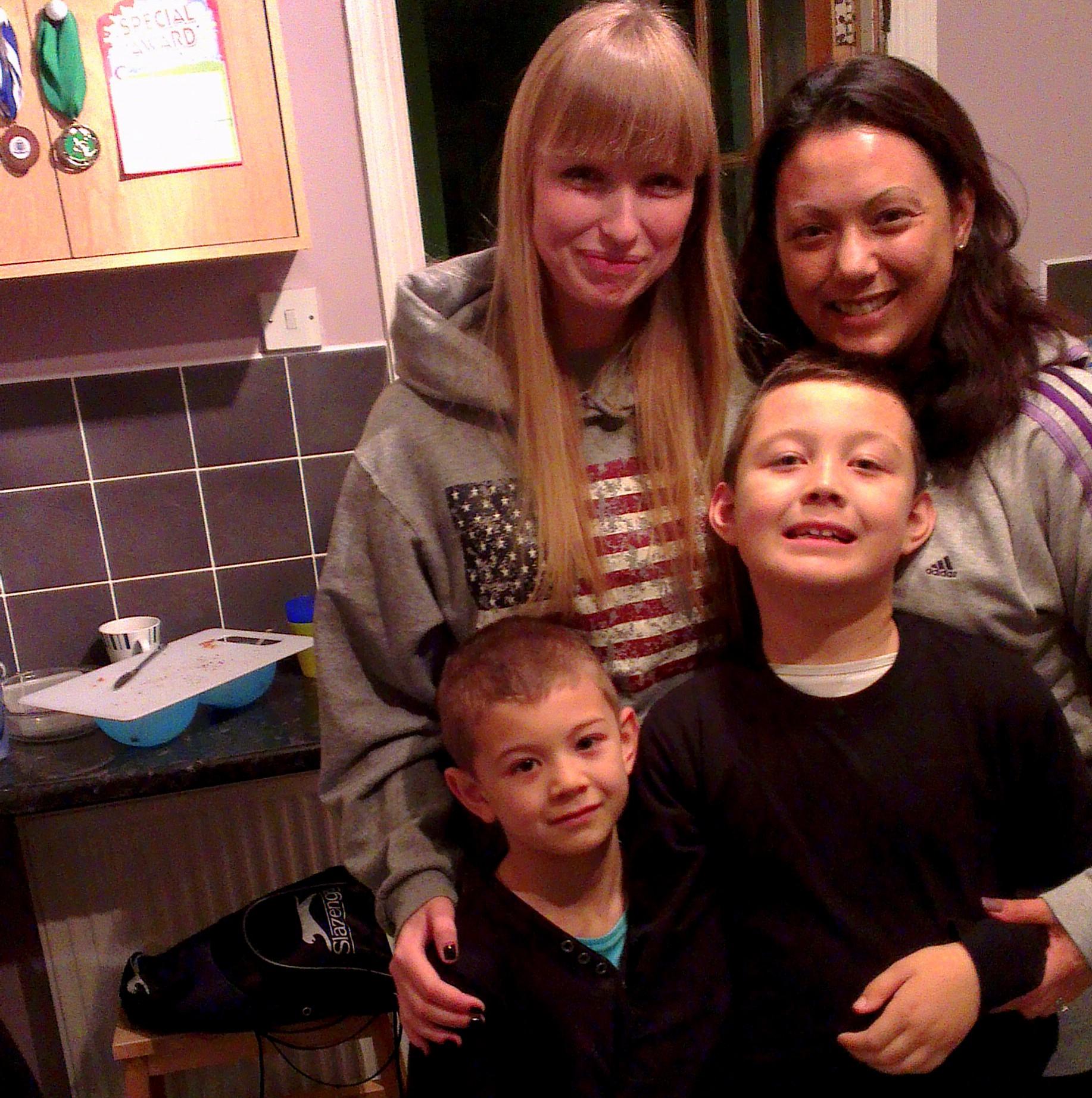 Моя британская семья