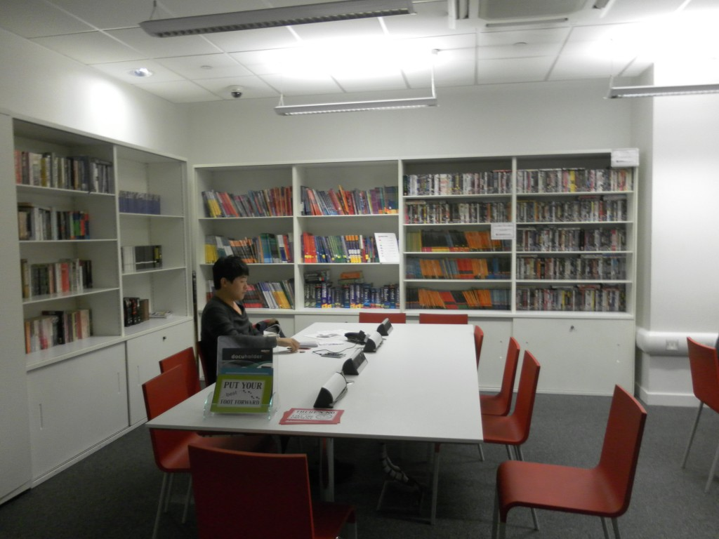 Library или, другими словами, Study center