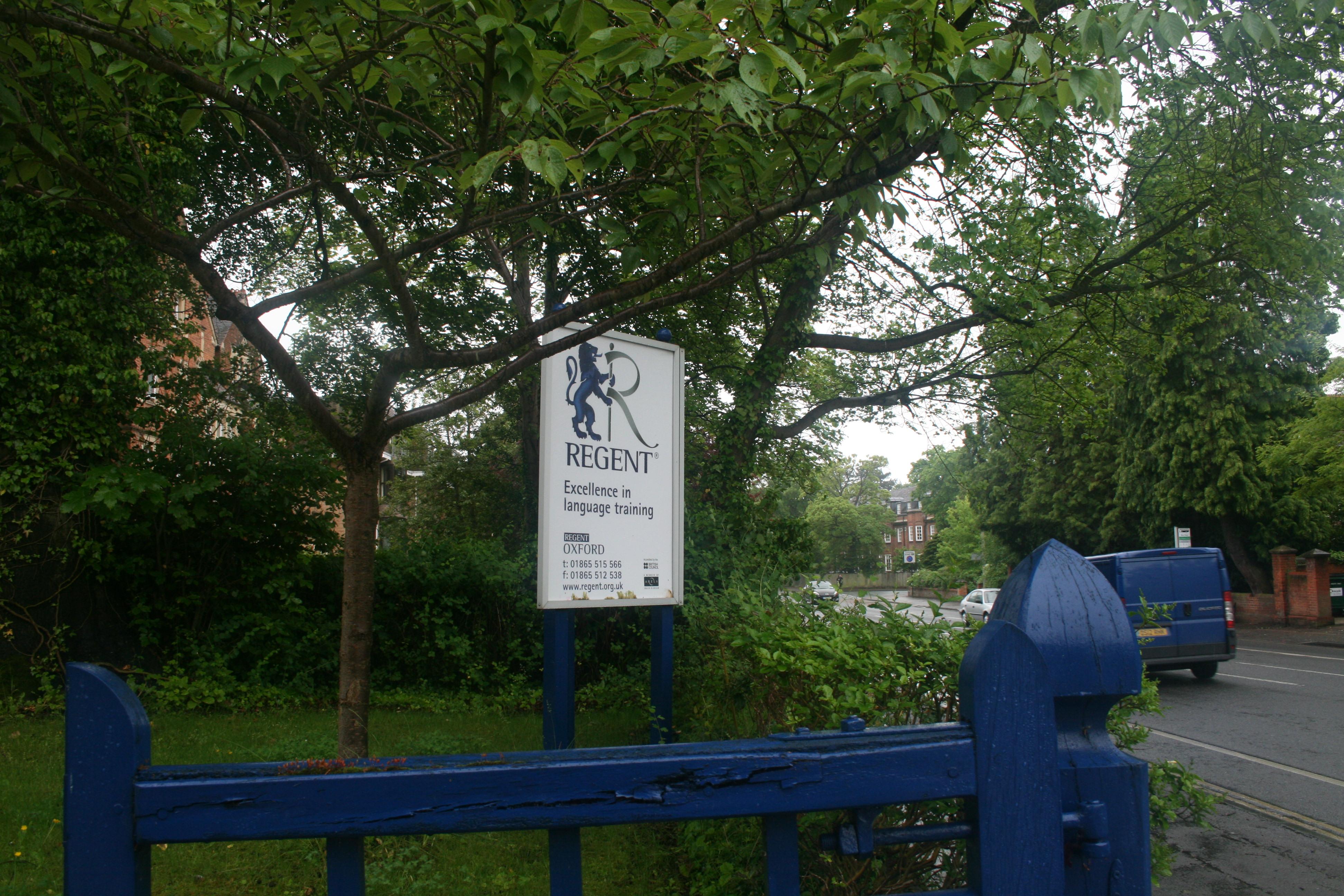 Языковая школа Regent Oxford
