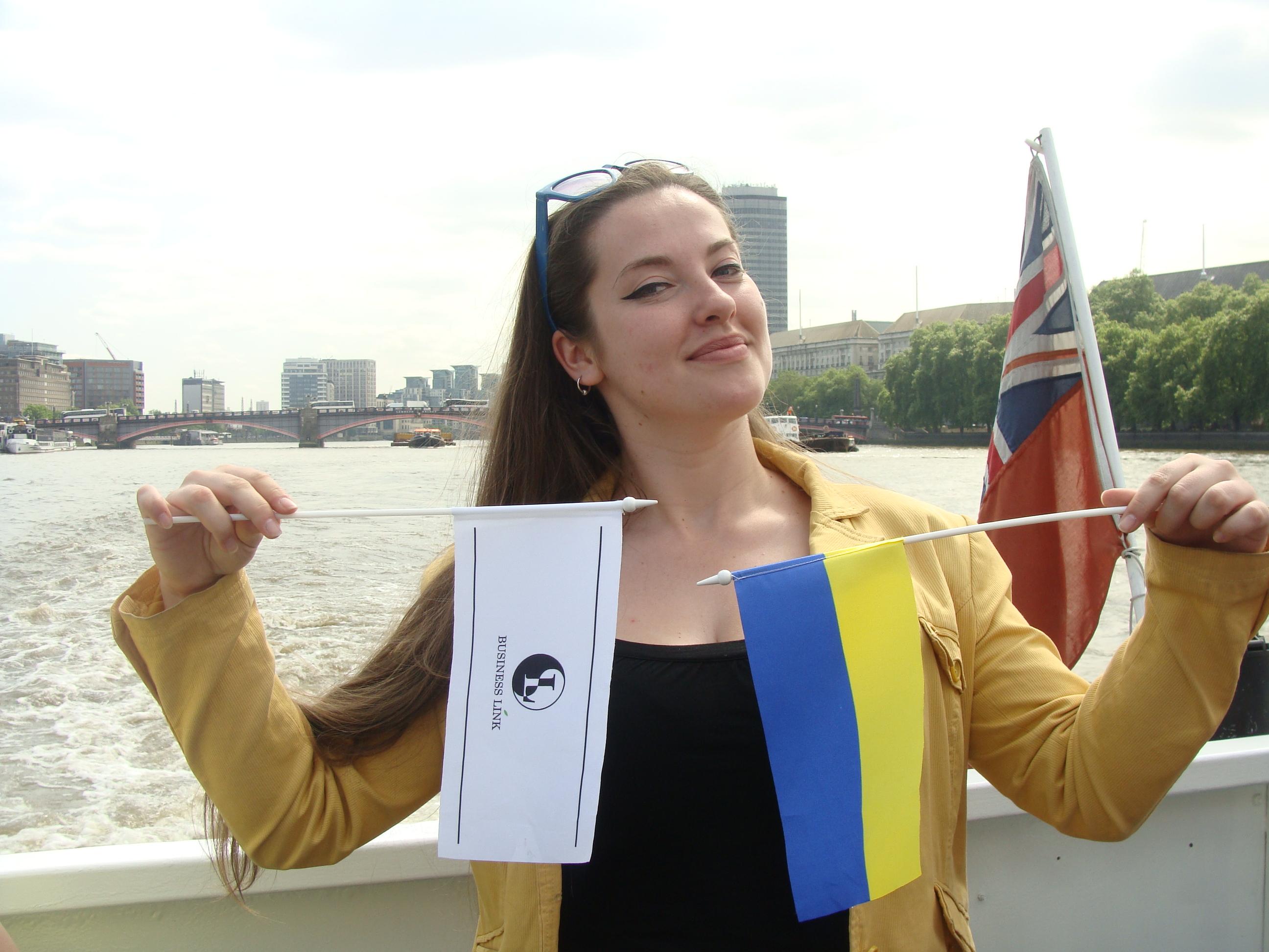 Nina Petlyak, Business Link, in London, May 2014 (2)