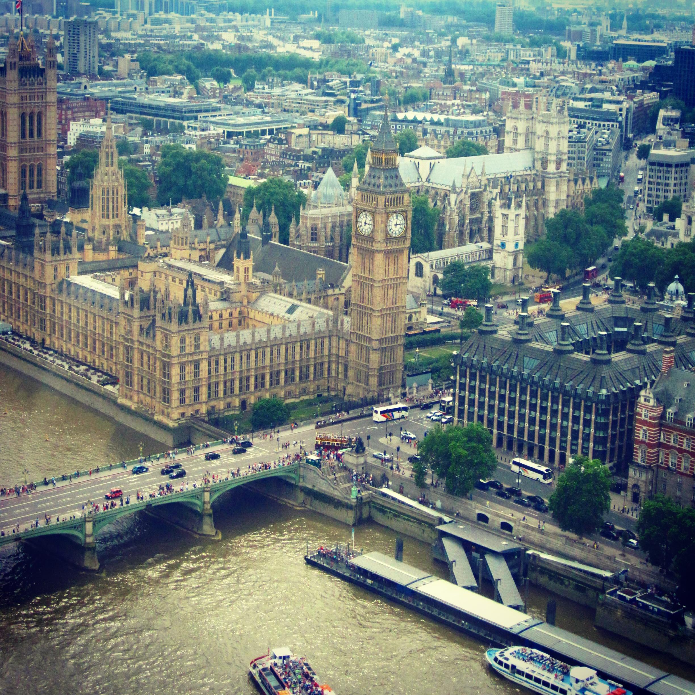 Лондон – місто моїх мрій