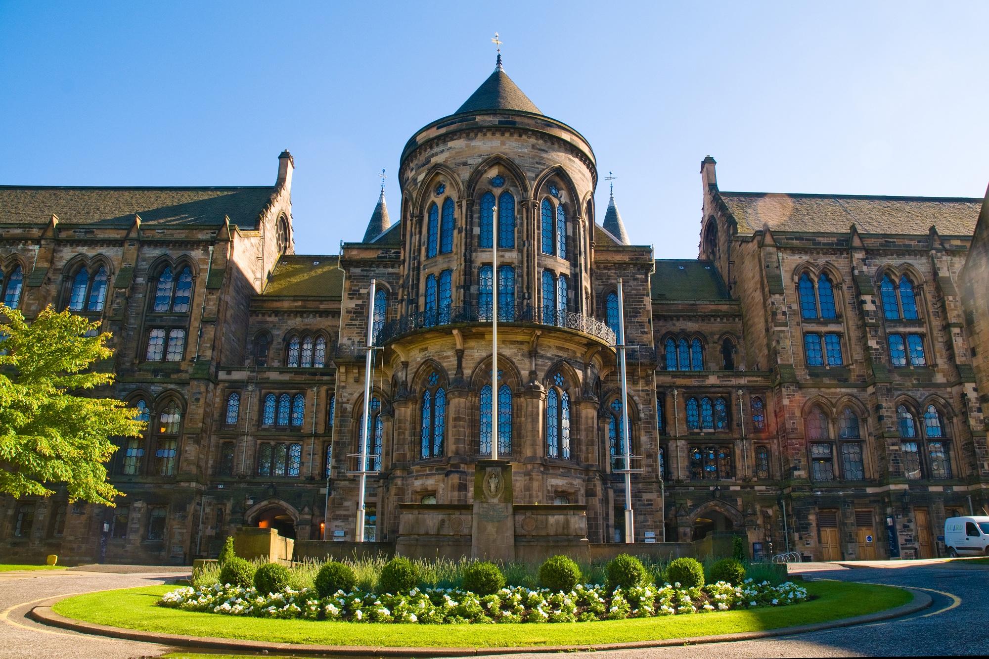 Главное здание Университета Глазго