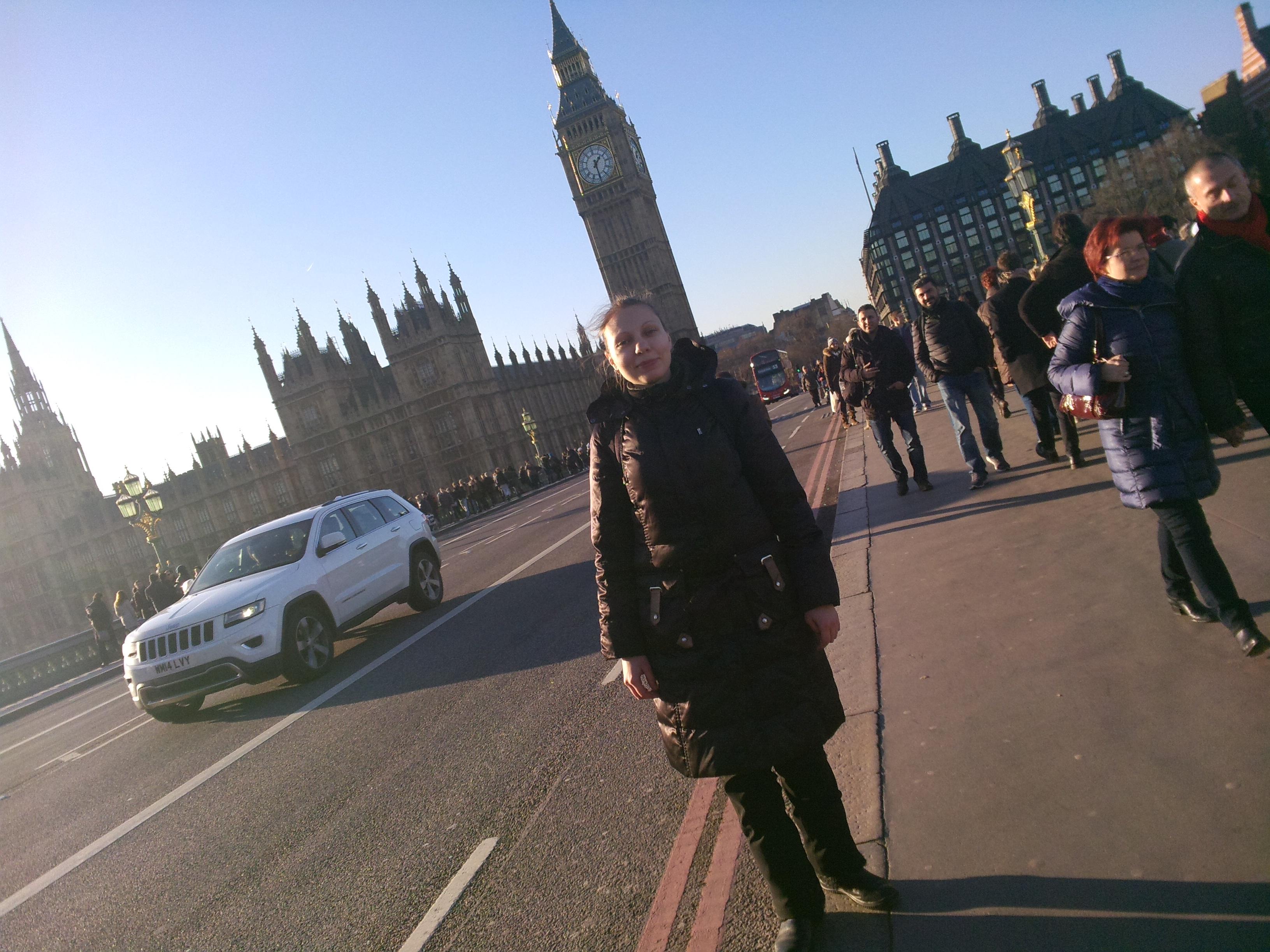 Невже я в Лондоні)