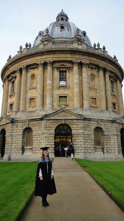 Бодліанська бібліотека в Оксфорді