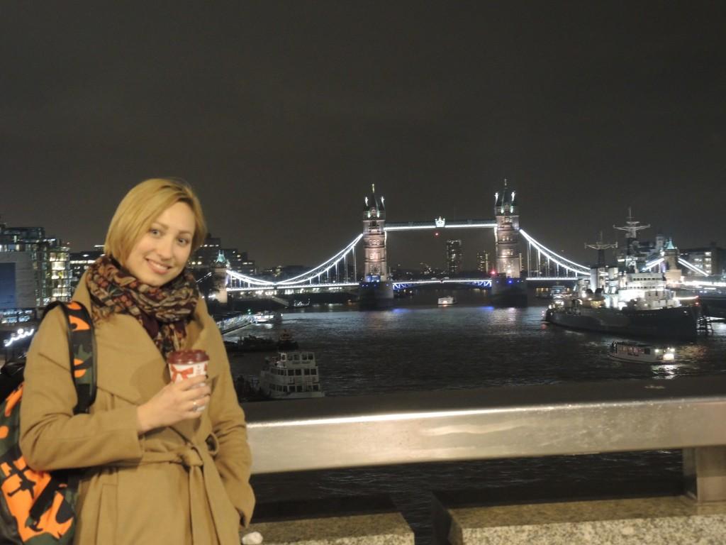 Символ Британии - Тауэрский мост