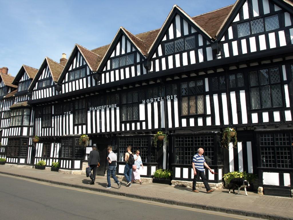 The Shakespeare Hostelrie («Шекспировская пивная»)