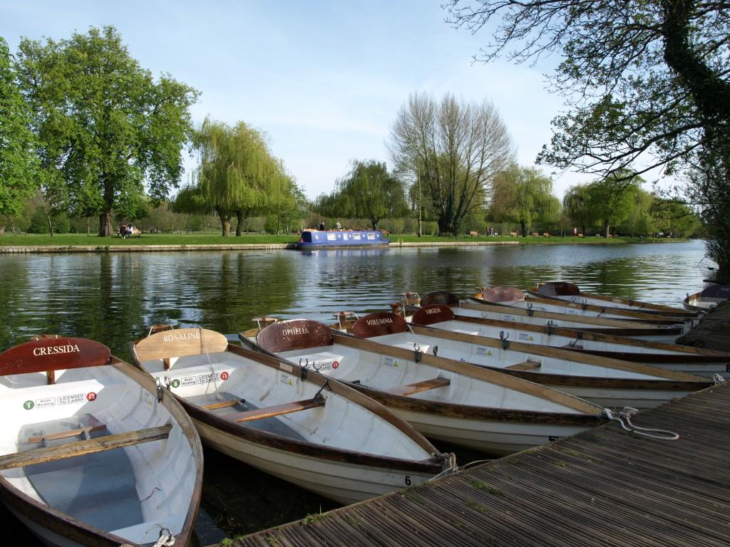 Лодки-героини произведений Шекспира