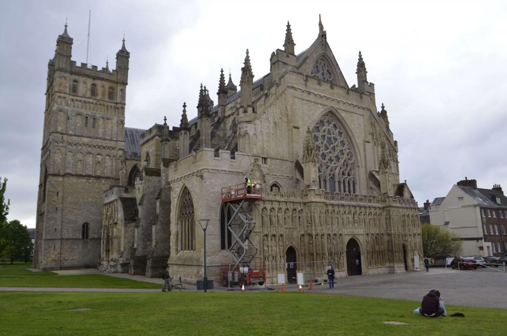 Собор с самым знаменитым органом в Англии