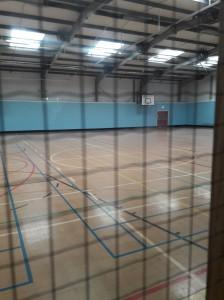 Основной спортзал