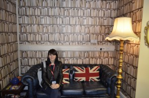 место для отдыха и общения студентов в Mountlands. So british :)