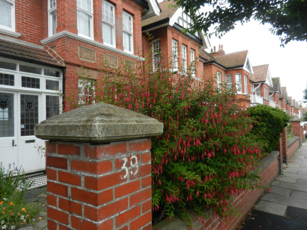 Student house, Vallance Gardens, Brighton