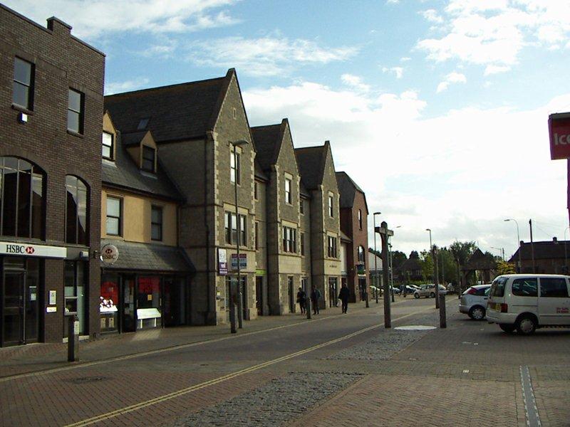 Містечко Kidlington