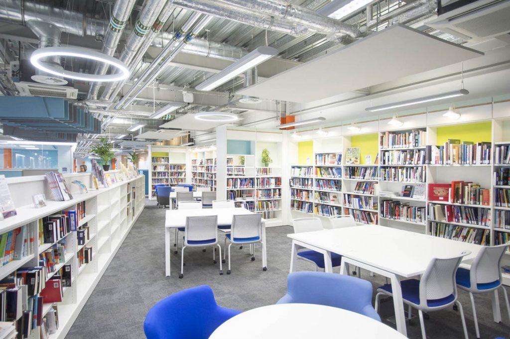 Та самая библиотека)