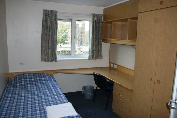 Жилая комната в Goldsmiths University