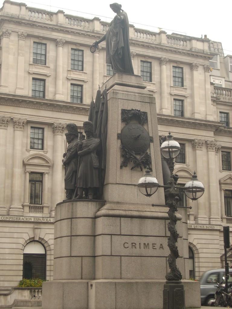 Крым в Лондоне?