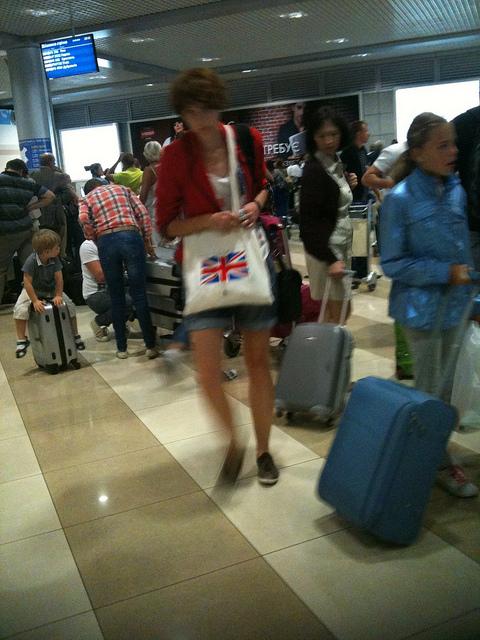 """В Брисполе... наша сумка? Пути """"Бизнес-Линка"""" неисповедимы"""