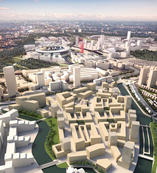 План эко района от ikea в лондоне