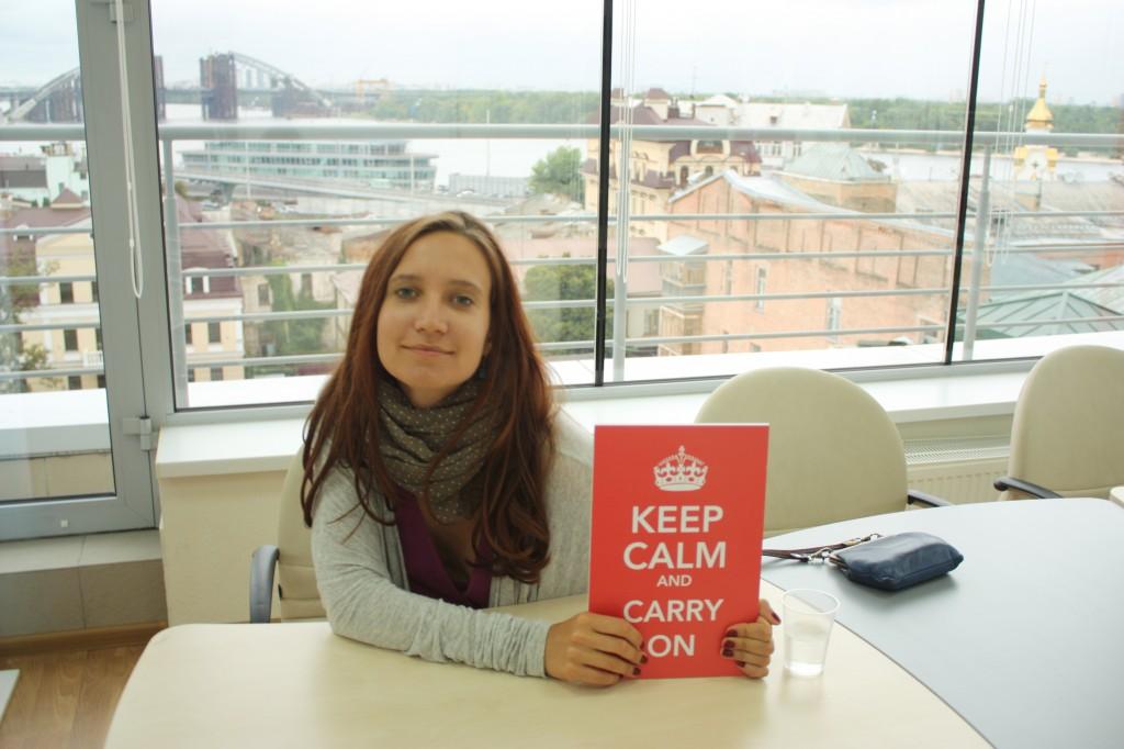 Keep calm and carry on − совет для всех, кто мечтает об учебе в Оксбридже