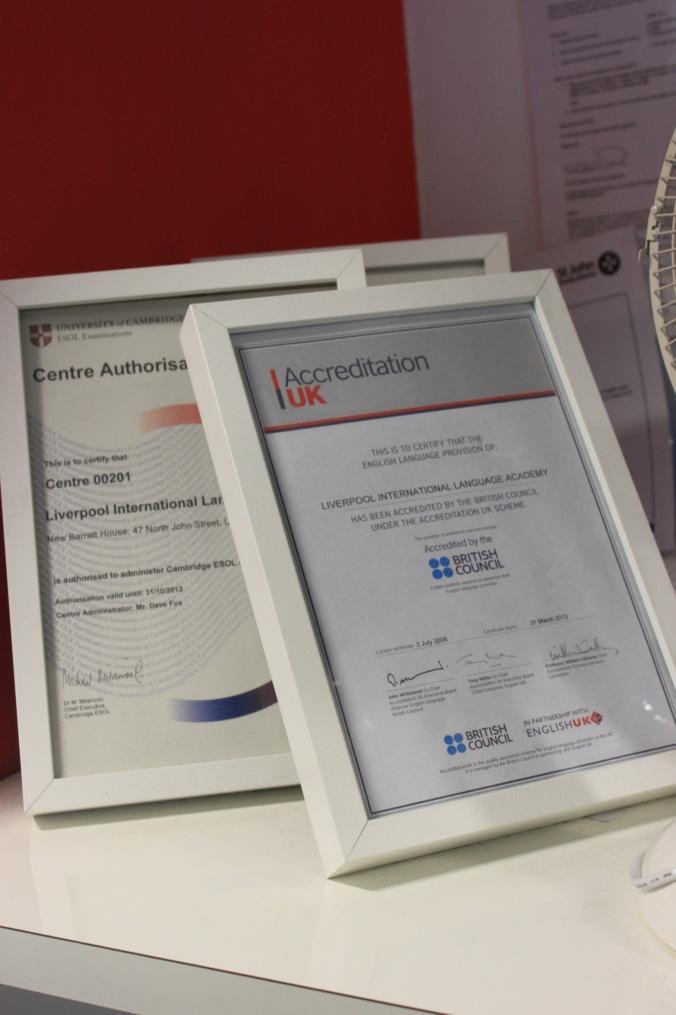 Сертификаты Lila