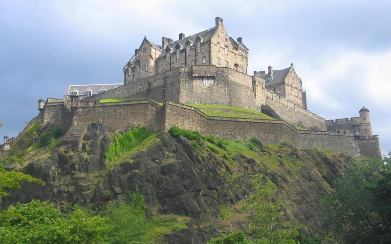Эдинбургский замок 2