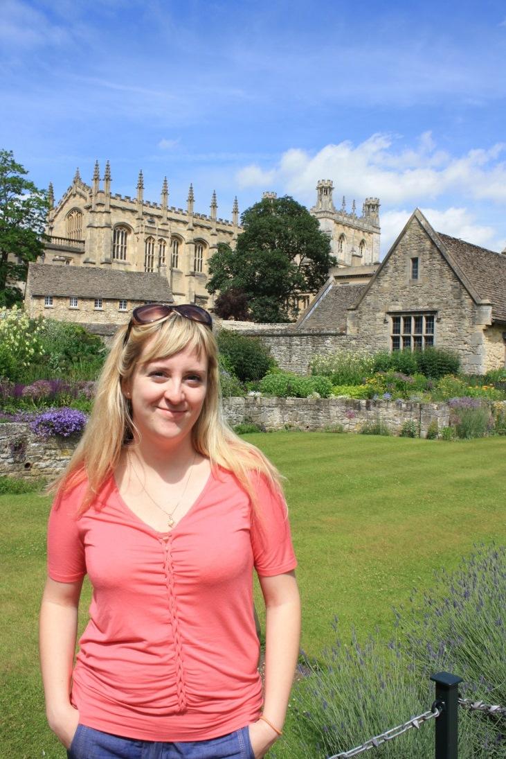 Я в Оксфорде