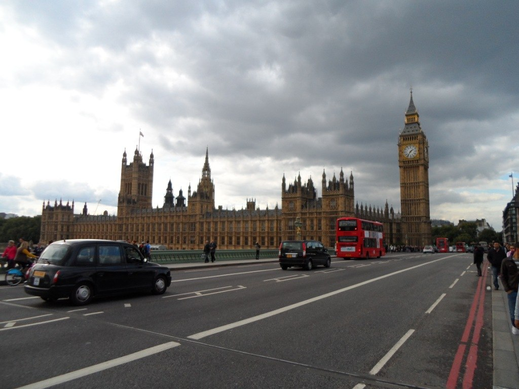 парламент, Лондон