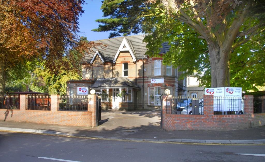 Cavendish School building