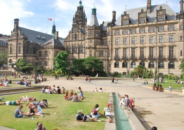 Sheffield Town Hall (фото www.thestar.co.uk)