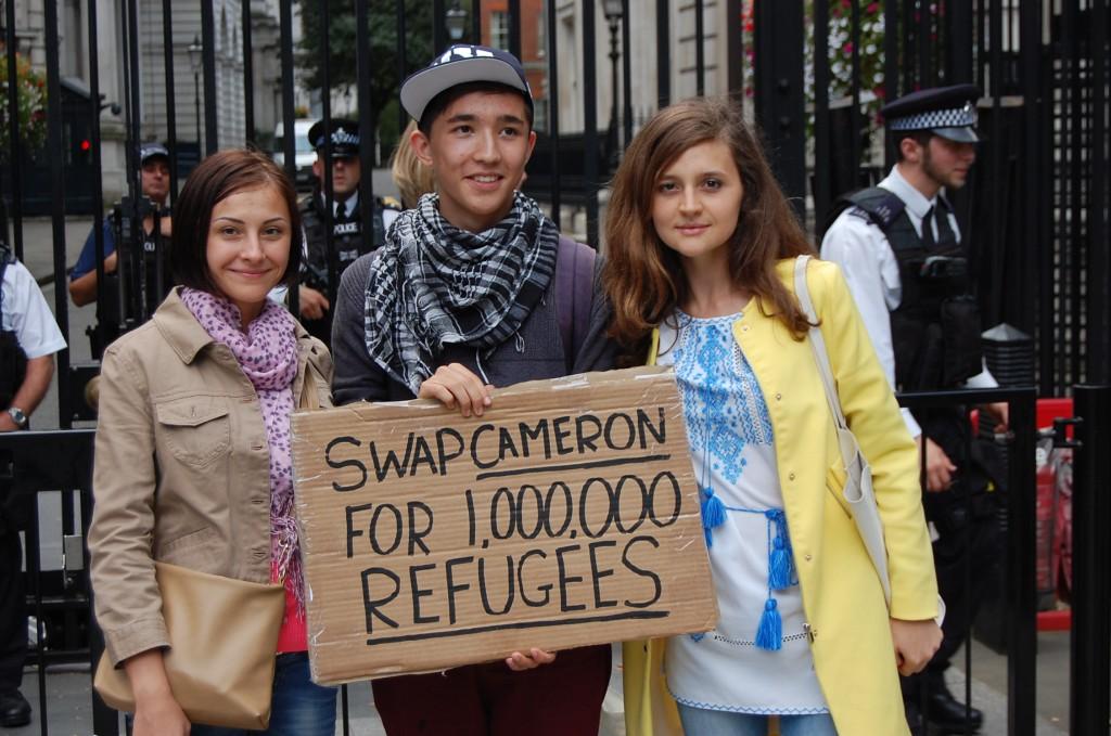 Лондон – центр политической жизни Европы