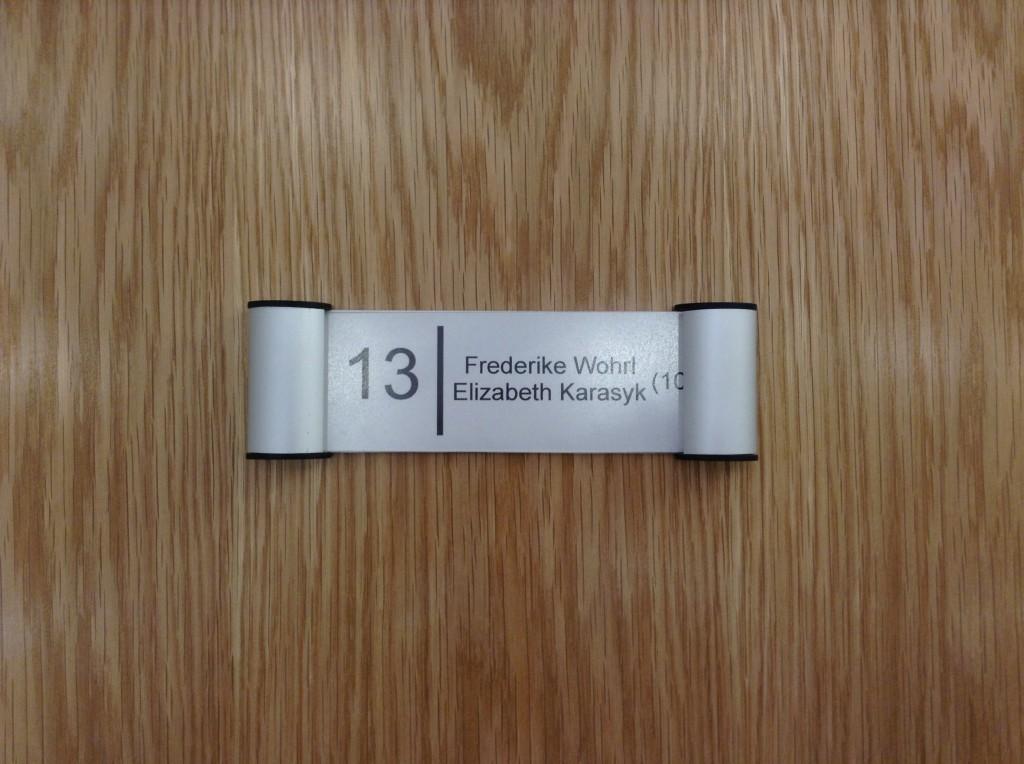 Комната №13