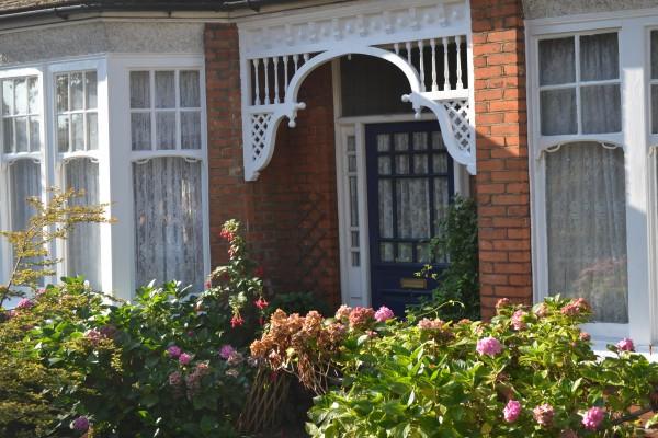 Жилые квартирки на Muswell Hill