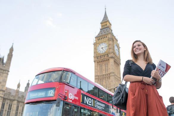 Улучшайте свой английский в условиях полного погружения в британскую культуру