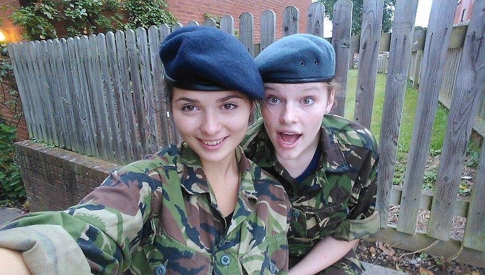 Наши в Англии: украинка Анастасия Бродовская, ученица школы Wellington