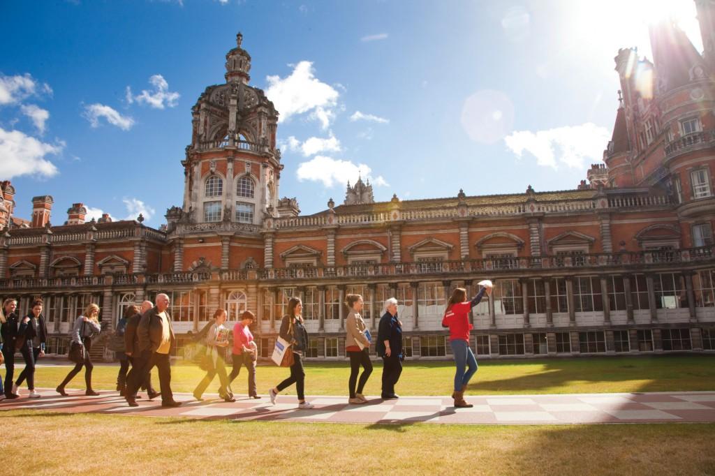 Royal Holloway, University of London – один из 17 университетов-партнеров ISC