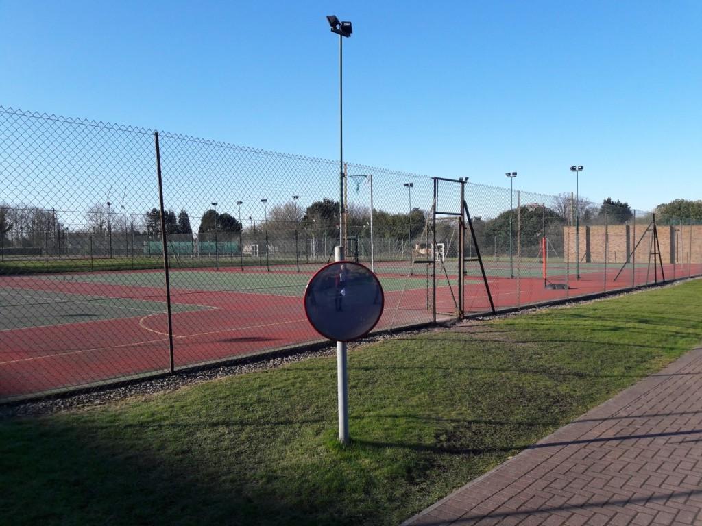 Спортивные поля