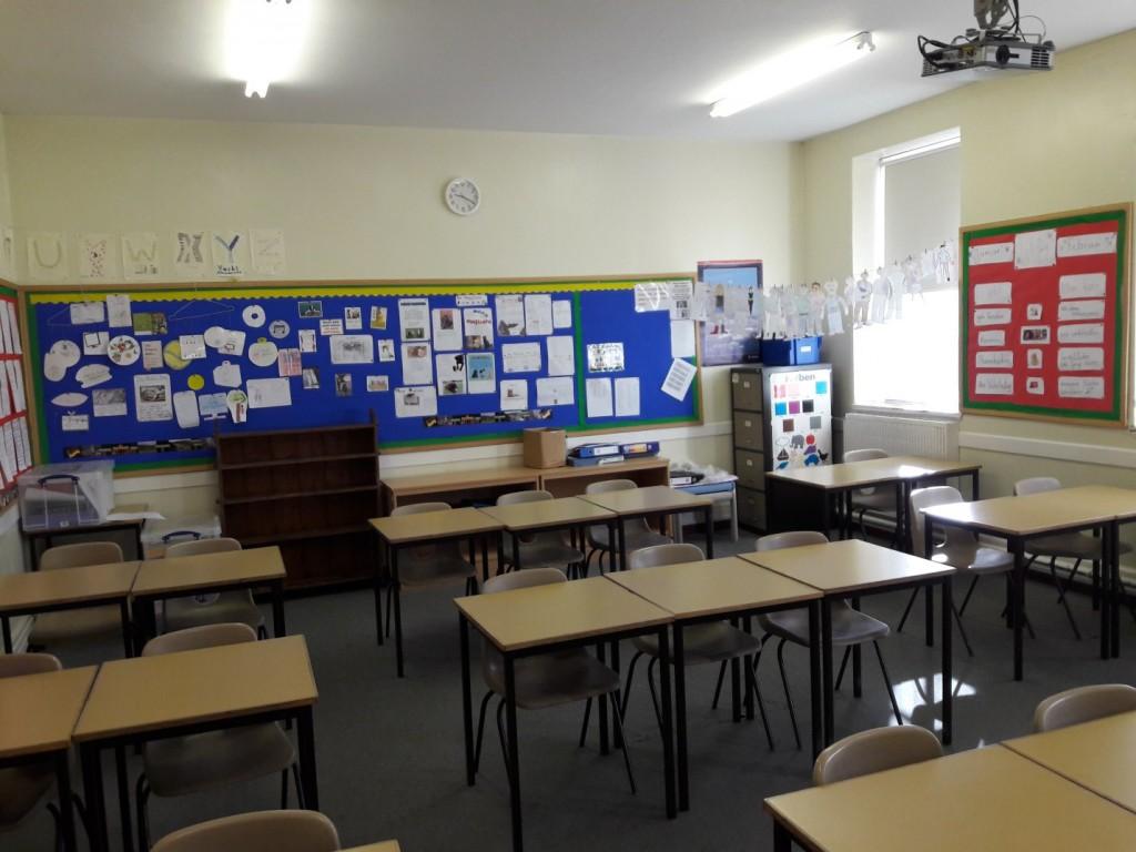 Аудитория в школе St Swithun's