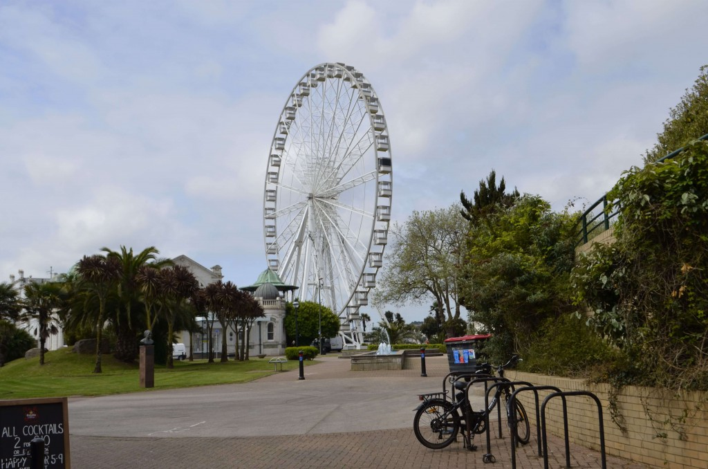 Аналог London Eye