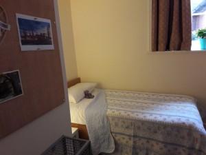Маленькая, но уютная комната