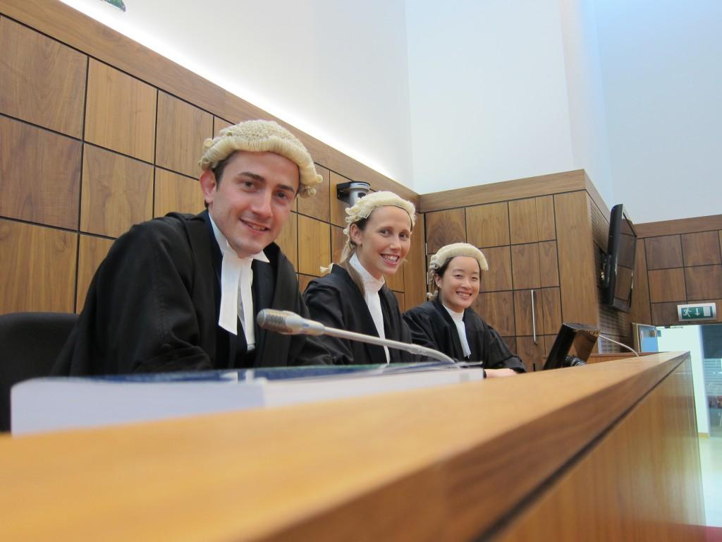 Студенты BPP Law School