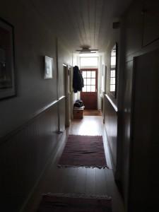 Условия проживания в домиках