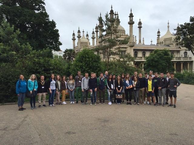 Brighton city tour