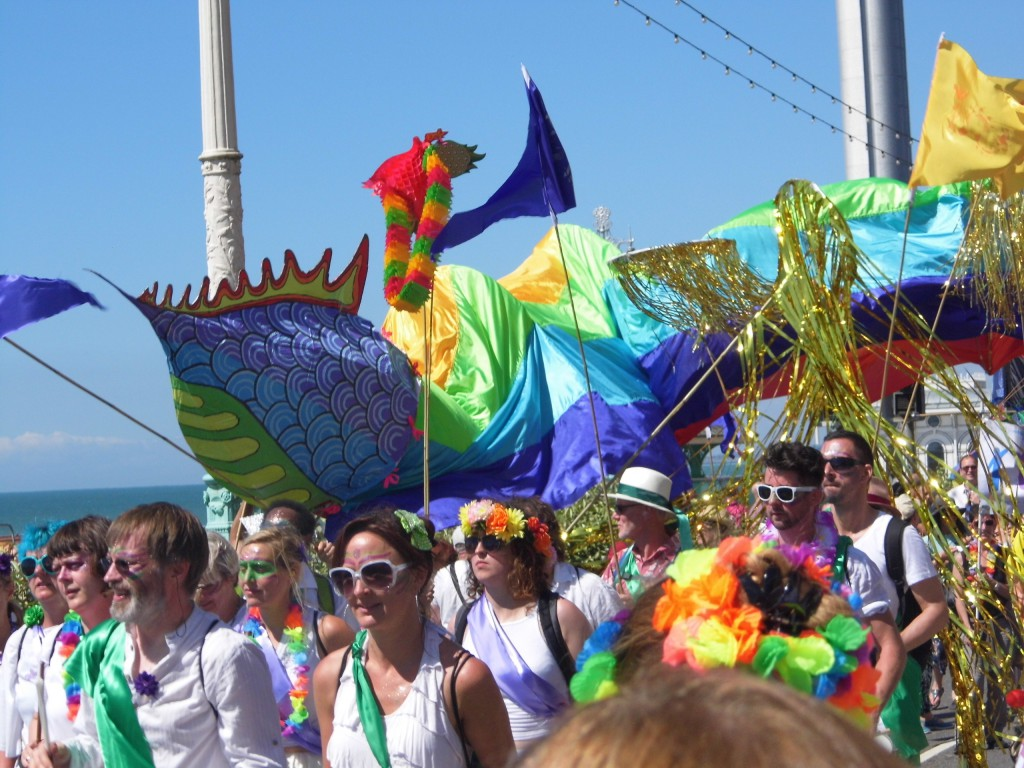 Gay Pride 2016 Brighton