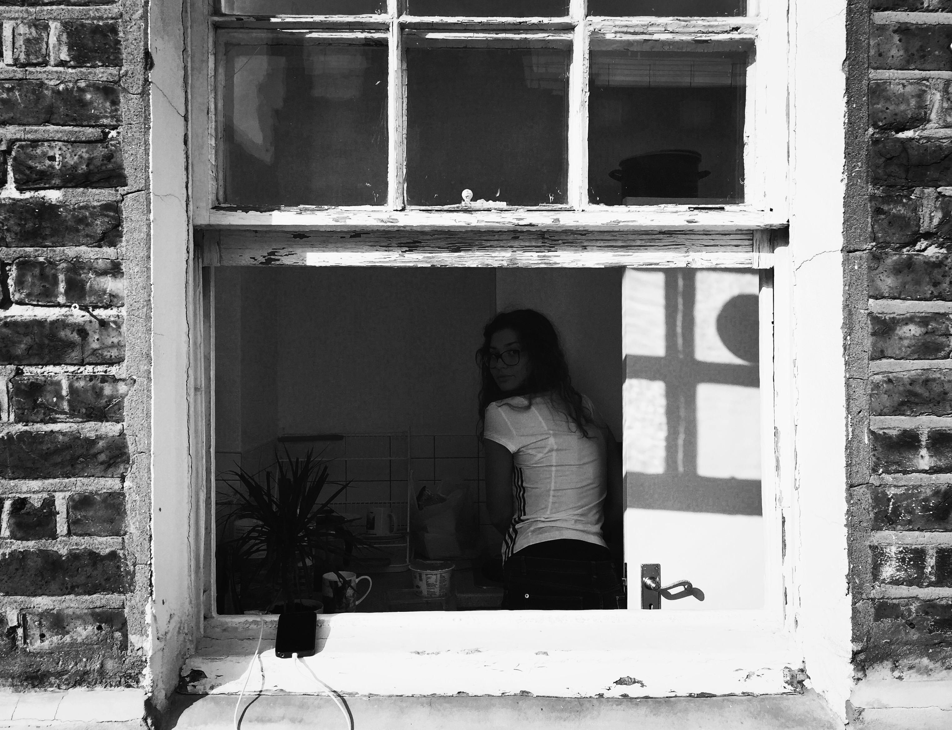 Валерия во время учебы