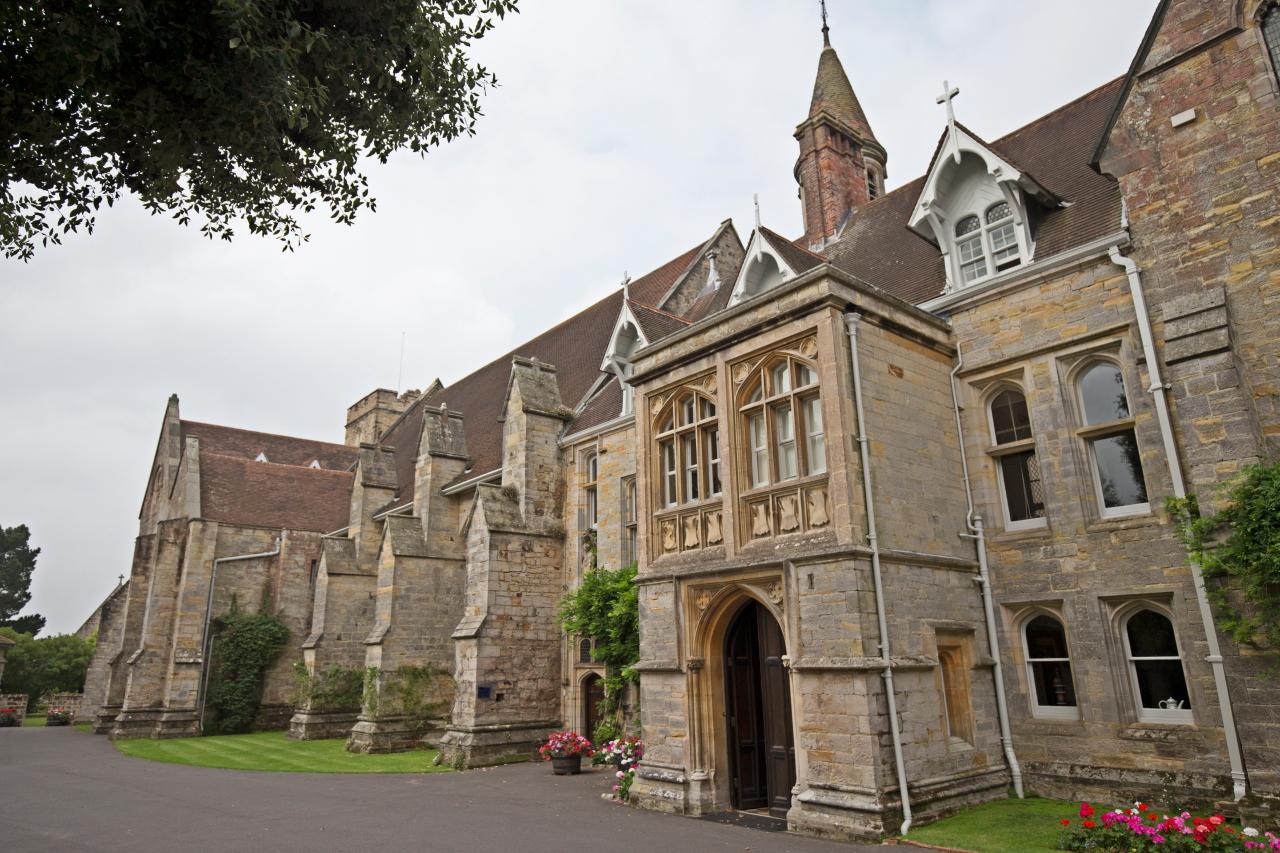 Школа St Leonards