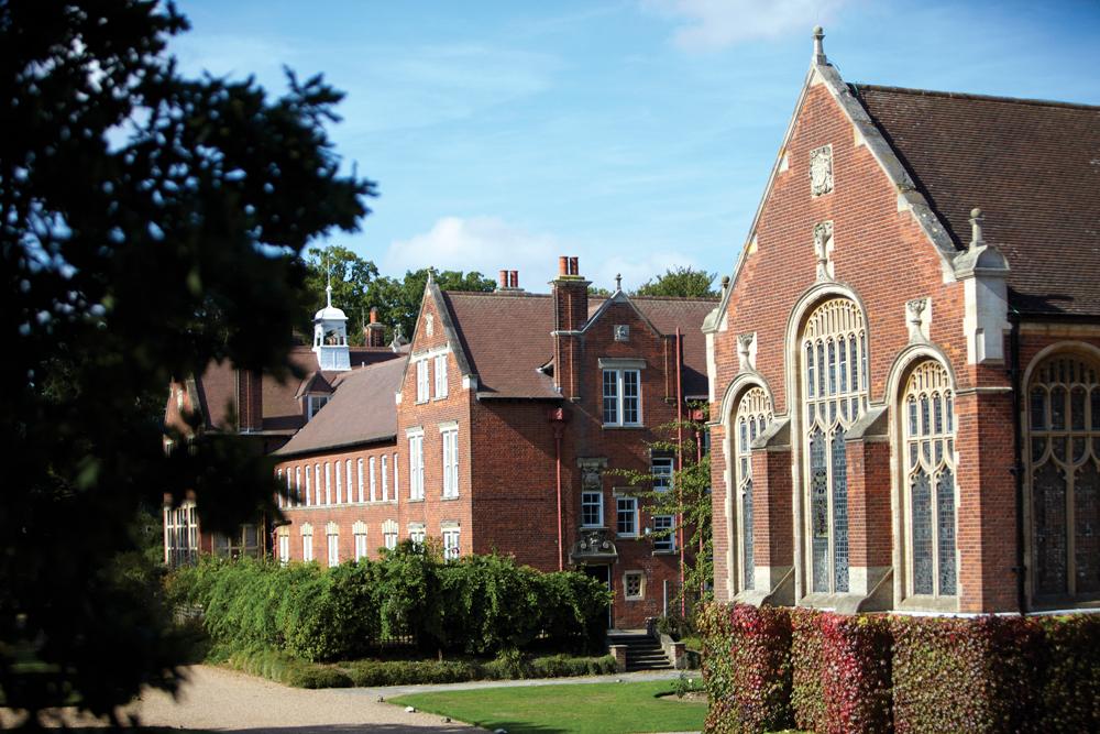 школа Gresham's School