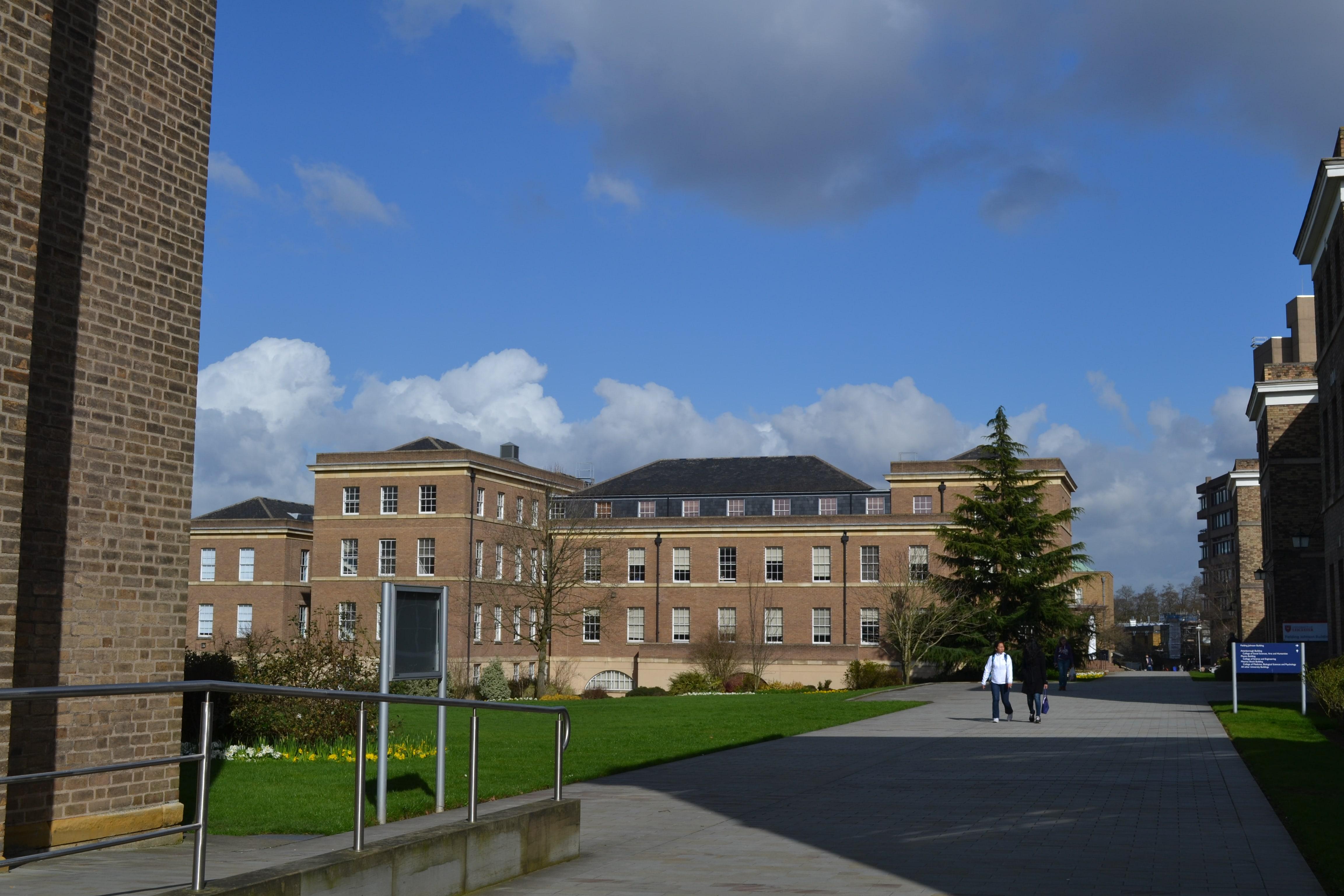 Самое старинное и знаменитое здание университета – Fielding Johnson Building. В этом здании студентом начитываются такие дисциплины как право, международные отношения и др.